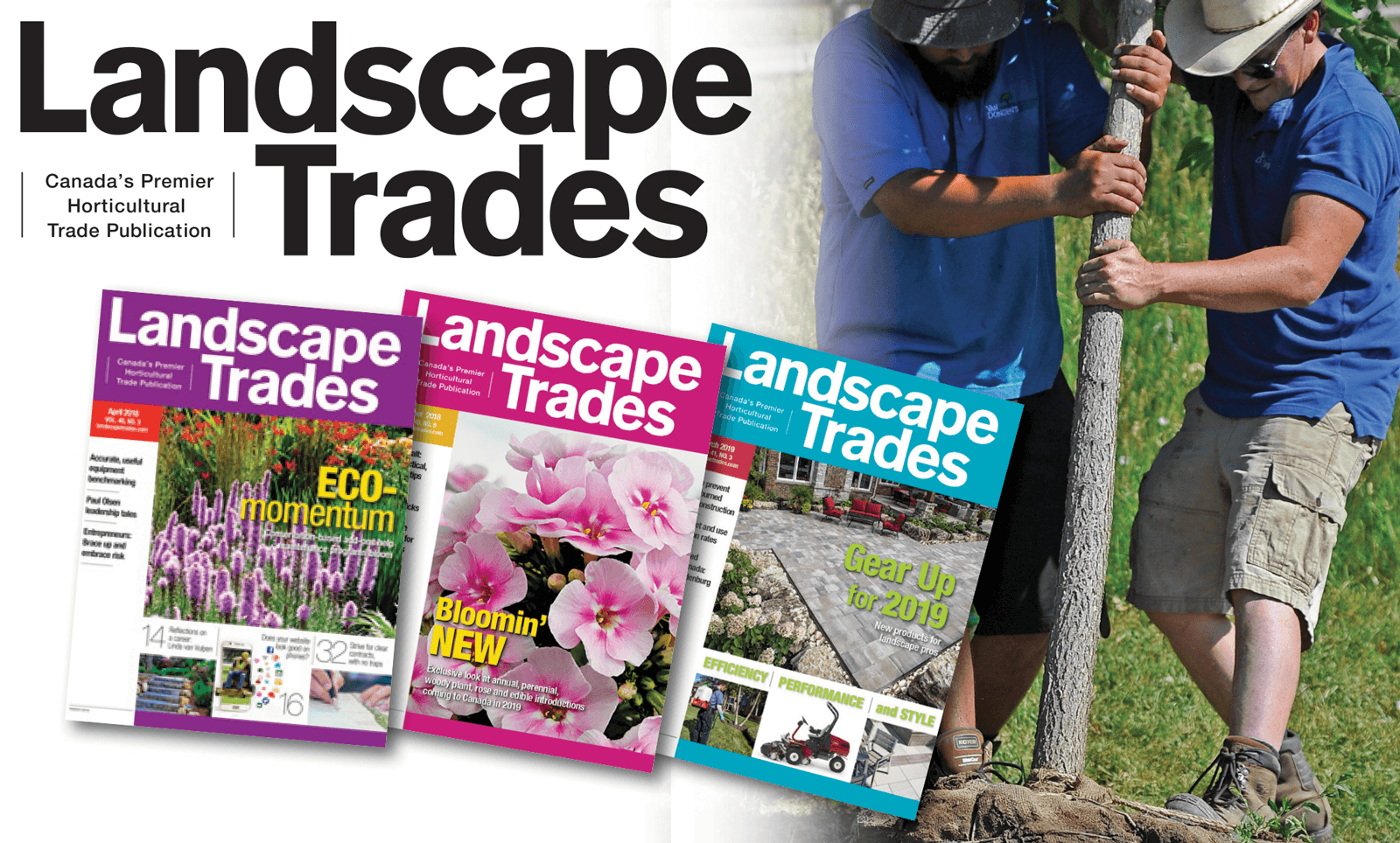 Landscape Trades - Contact and Advertising Info - Landscape Ontario
